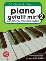 Piano gefällt mir!, m. MP3-CD - Bd.2