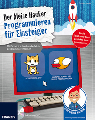 Der kleine Hacker: Programmieren für Einsteiger, m. DVD-ROM