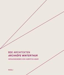 BDE Architekten Archhöfe Winterthur