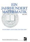 Ein Jahrhundert Mathematik 1890 - 1990