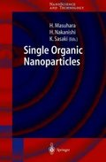 Single Organic Nanoparticles