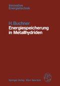 Energiespeicherung in Metallhydriden