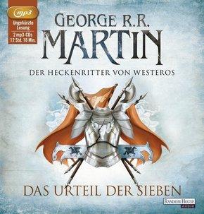 Der Heckenritter von Westeros, 2 MP3-CDs