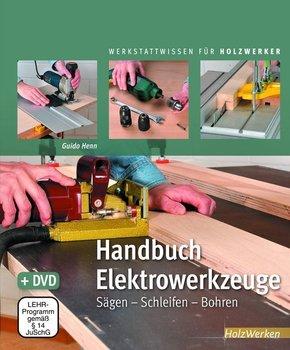 Handbuch Elektrowerkzeuge, m. DVD