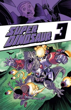 Super Dinosaur - Bd.3