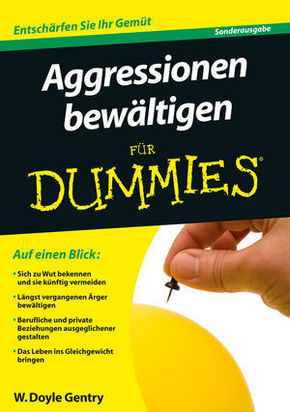Aggressionen bewältigen für Dummies, Sonderauflage