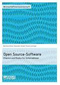 Open Source-Software. Chance und Risiko für Unternehmen