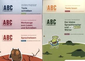 ABC Lernlandschaft 2+: Standard-Paket, 5 Arbeitshefte