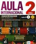 Aula internacional, Nueva edición: Kurs- und Übungsbuch, m. Audio-CD; Bd.2
