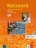 Netzwerk: Kursbuch, m. DVD u. 2 Audio-CDs; Bd.B1