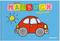 Kleines Malbuch - Fahrzeuge