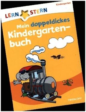 Mein doppeldickes Kindergartenbuch