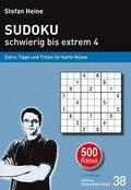 Sudoku - schwierig bis extrem 4
