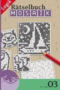 Mosaik-Rätselbuch - Bd.3