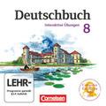 Deutschbuch, Gymnasium Östliche Bundesländer und Berlin: 8. Schuljahr, Interaktive Übungen, CD-ROM