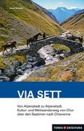 Wanderführer Via Sett