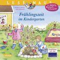 Frühlingszeit im Kindergarten