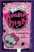 Monster High - Fledermäuse im Bauch