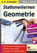 Stationenlernen Geometrie 3.-4. Schuljahr