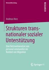 Strukturen transnationaler sozialer Unterstützung