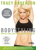 Tracy Anderson: Bodystyling-Sammelbox, Stufe 1-3, 3 DVDs