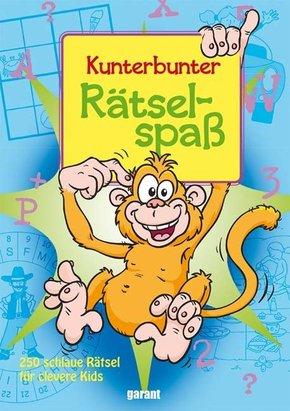 Kunterbunter Rätselspaß - Bd.2