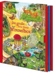 Die große Anne Suess Wimmelbox (3 Wimmelbücher)