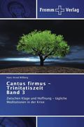 Cantus firmus - Trinitatiszeit Band 3