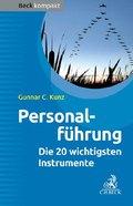 Personalführung - Die 20 wichtigsten Instrumente