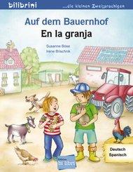 Auf dem Bauernhof, Deutsch-Spanisch - En la granja