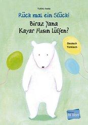 Rück mal ein Stück!, Deutsch-Türkisch - Biraz Yana Kayar Misin lütfen?