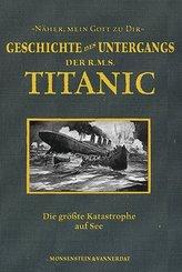 Die Geschichte des Untergangs der RMS Titanic