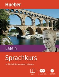 Sprachkurs Latein, m. 2 Audio-CDs u. CD-ROM
