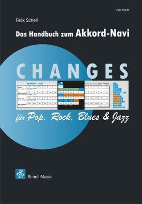 Changes für Rock, Pop, Blues & Jazz