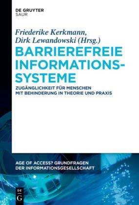 Barrierefreie Informationssysteme