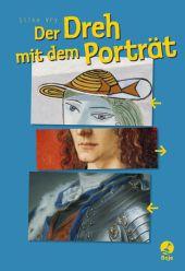 Der Dreh mit dem Porträt