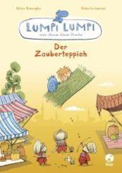Lumpi Lumpi, mein kleiner blauer Drache - Der Zauberteppich