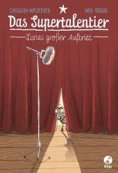 Das Supertalentier - Lunas großer Auftritt