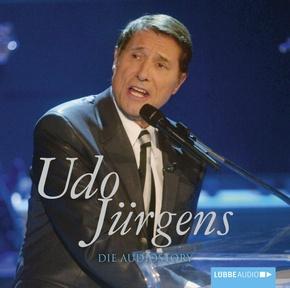 Udo Jürgens - Die Audiostory, 2 Audio-CDs