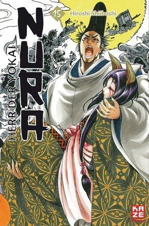 Nura - Herr der Yokai - Bd.15