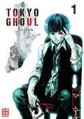 Tokyo Ghoul - Bd.1