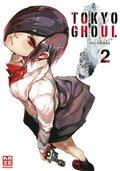 Tokyo Ghoul - Bd.2