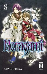 Noragami - Bd.8