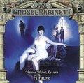 Gruselkabinett - Alraune, 1 Audio-CD