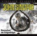 John Sinclair Classics - Horrorfest am Galgenhügel, 1 Audio-CD