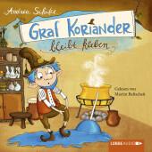 Graf Koriander bleibt kleben, 2 Audio-CDs