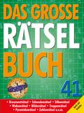 Das große Rätselbuch - Bd.41
