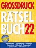 Großdruck-Rätselbuch - Tl.22