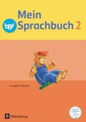 Mein Sprachbuch, Ausgabe Bayern: 2. Jahrgangsstufe, Schülerbuch