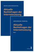 Aktuelle Rechtsfragen der Internetnutzung, 2 Bde. (f. Österreich)